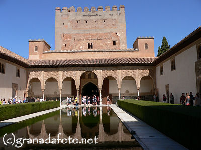 What does Alhambra mean? | granadablog